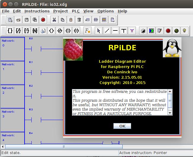 ladder diagram editor: user manual